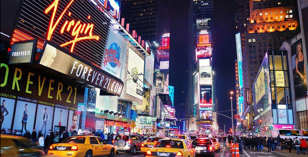 Verpassen Sie nicht die besten Attraktionen mit unseren New Yorker Reiseführern.