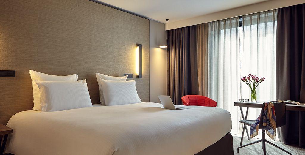 Hotel Pullman Roissy 4*