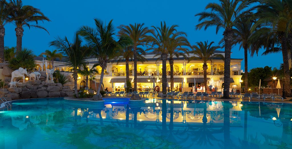 Gran Oasis Resort 4* mit Voyage Privé