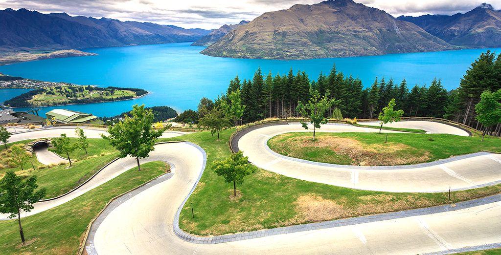 Verbringen Sie einen Urlaub zwischen Natur und Moderne in Neuseeland mit Voyage Privé