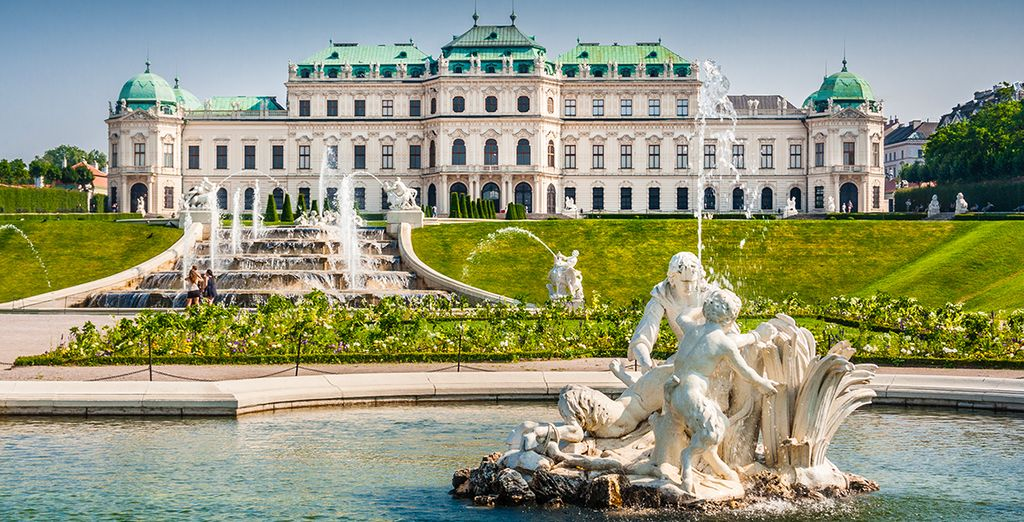 Entdecken Sie, was Wien Ihnen bei einem Städtereisen zu bieten hat: Kultur, Geschichte, Shopping....