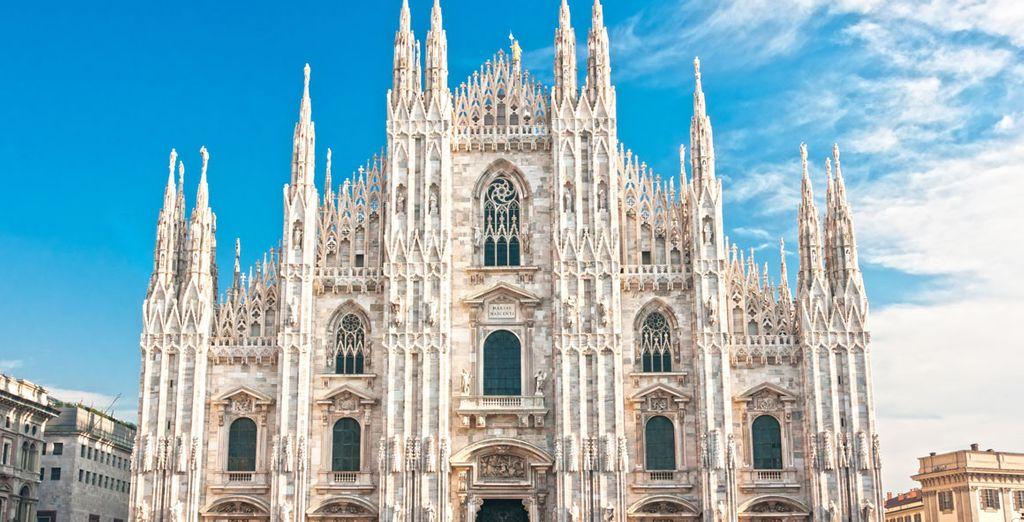 Auf in die Modestadt Mailand!