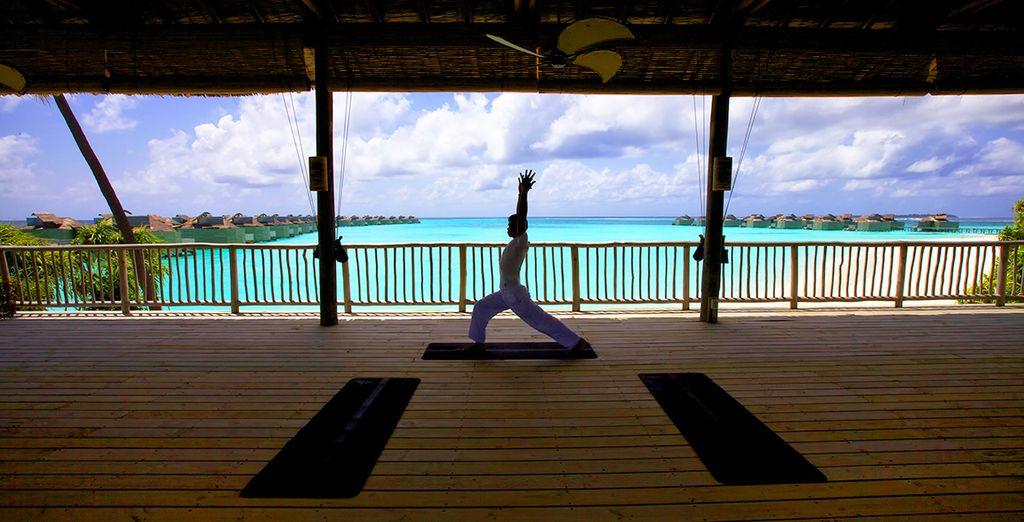 Um Frieden und innere Balance wiederzufinden
