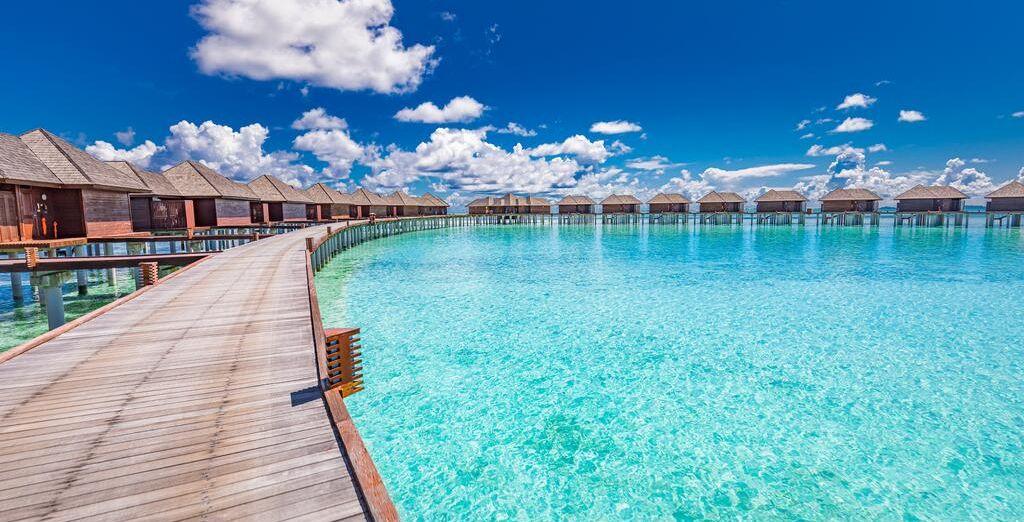 Katamaranfahrt auf den Malediven + optionale Verlängerung im Sun Siyam Olhuveli 4*