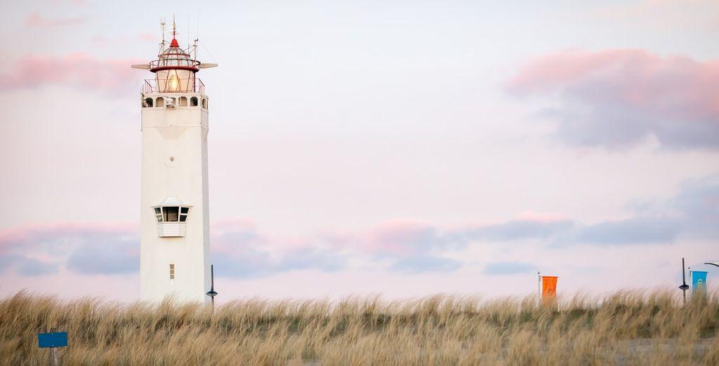 Reservieren Sie ein Hotel in der Nordsee in Noordwijk