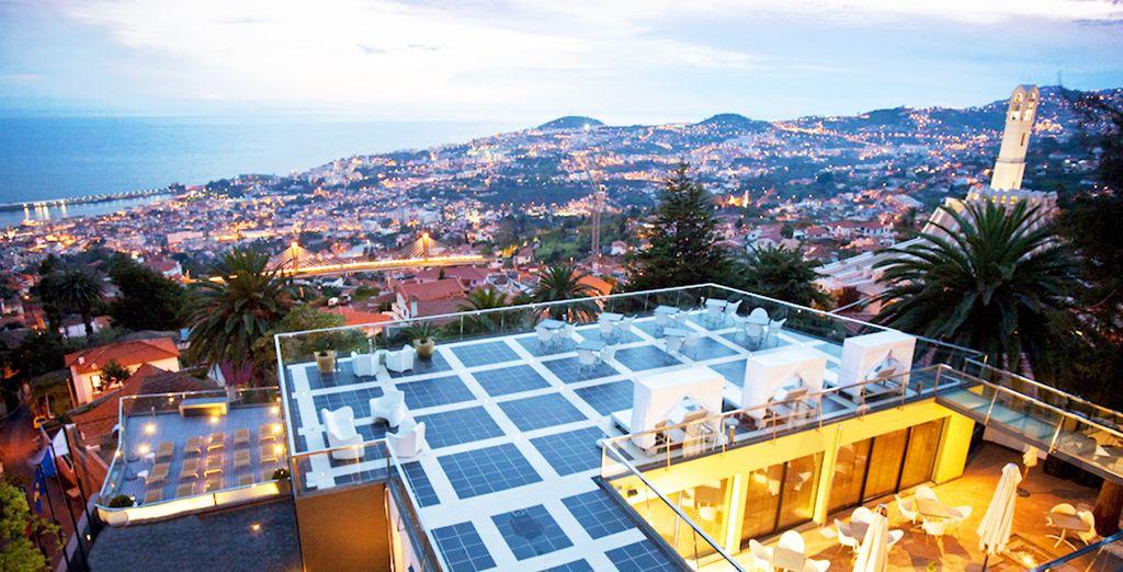 Willkommen in Madeira