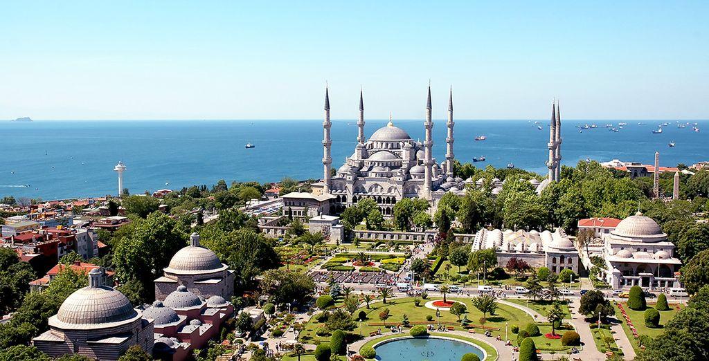 Urlaub in Istanbul