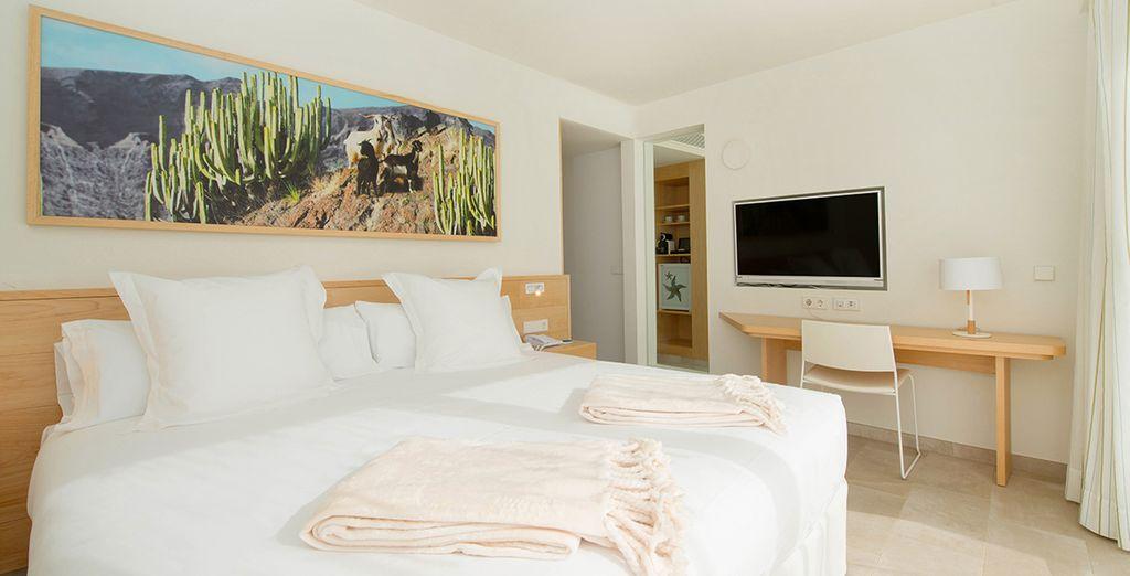 Buchen Sie die luxuriöse Iberostar Lanzarote Park auf Lanzarote