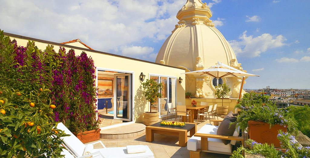 Westin Excelsior Rome 5*