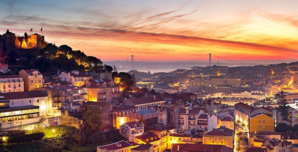 Profitieren Sie von unseren Last Minute Hotelangeboten in Lissabon