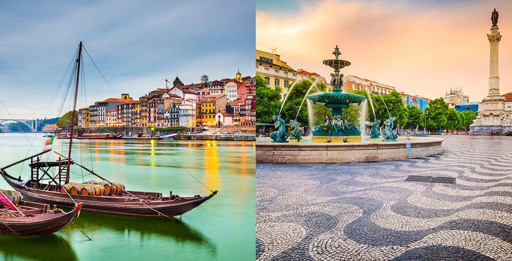 Willkommen in Portugal!