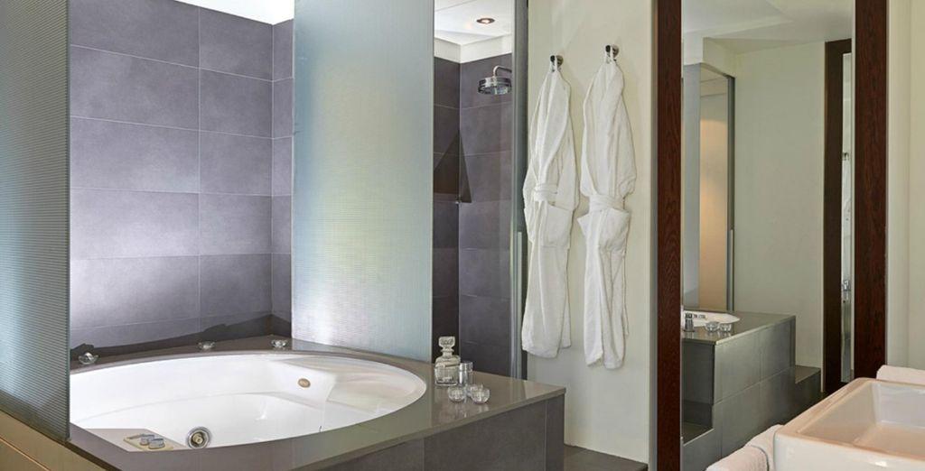 Donde encontrarás excelentes instalaciones (imagen: Suite)