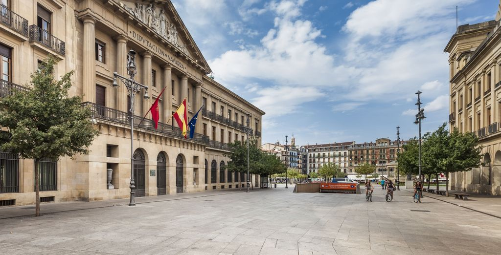 Disfruta del típico País Vasco español
