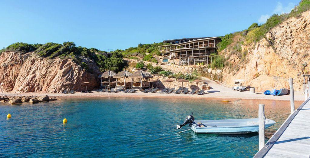 ¡Ven al hotel U Capu Biancu!
