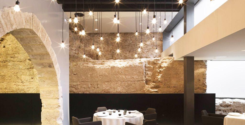 Para cenar, te proponemos el restaurante Alma del Temple
