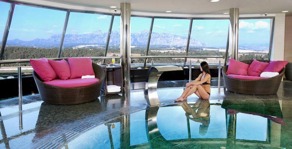 Bienvenido al Can Bonastre Wine Resort 5*