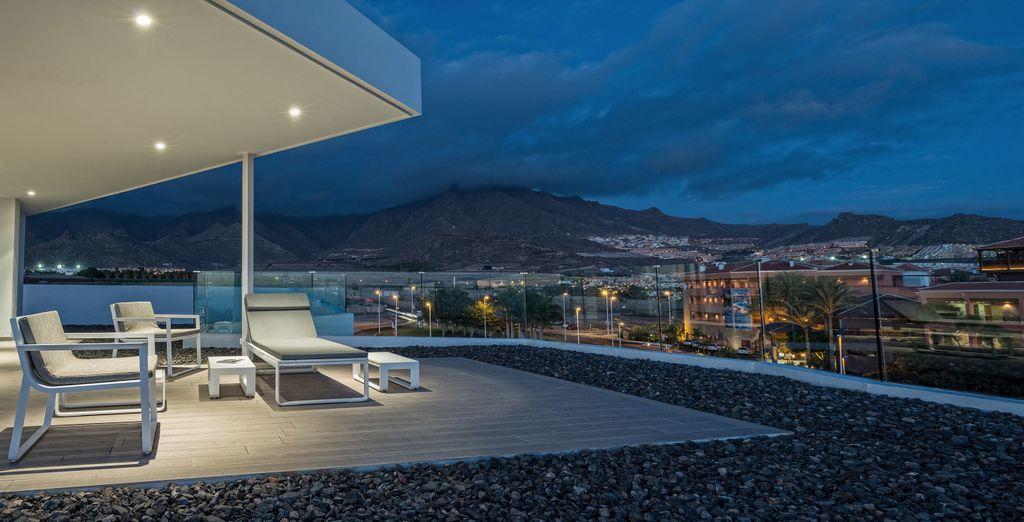 Disfruta de una inolvidable estancia en Tenerife
