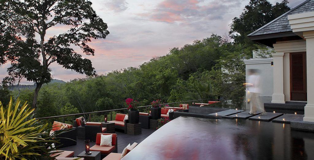 El Phuket Pavilions te da la bienvenida