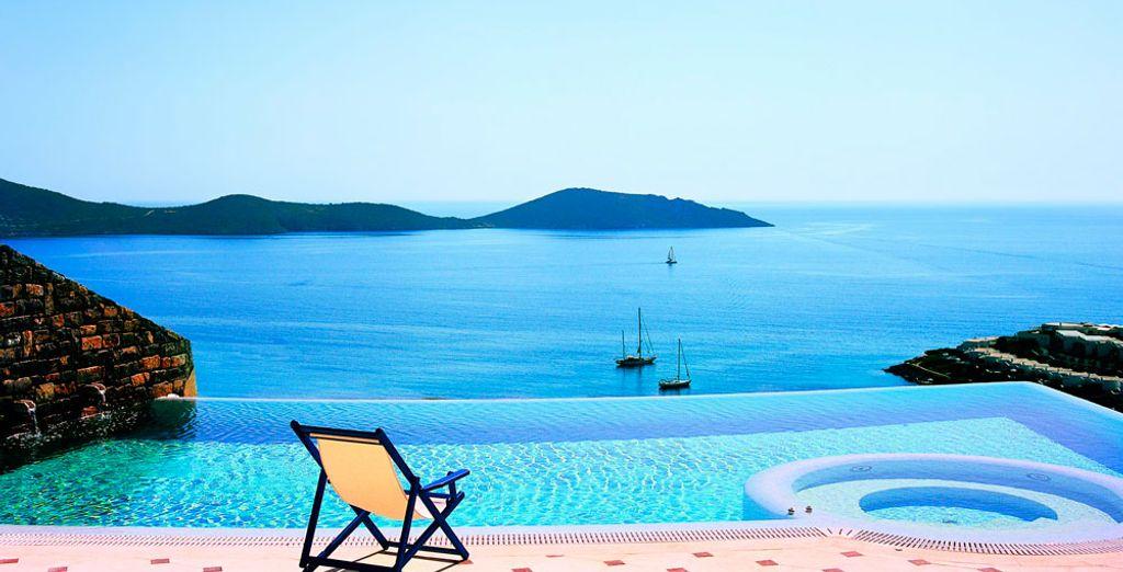 Disfruta de unas relajantes vacaciones en este entorno idílico