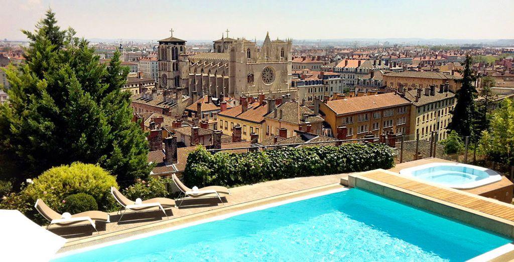 Te damos la bienvenida al Villa Florentine
