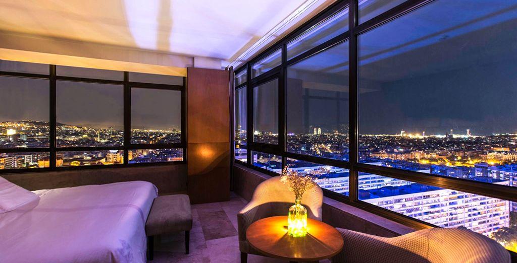 Vive unas vacaciones de ensueño alojándote en la Suite del Gran Hotel Torre Catalunya
