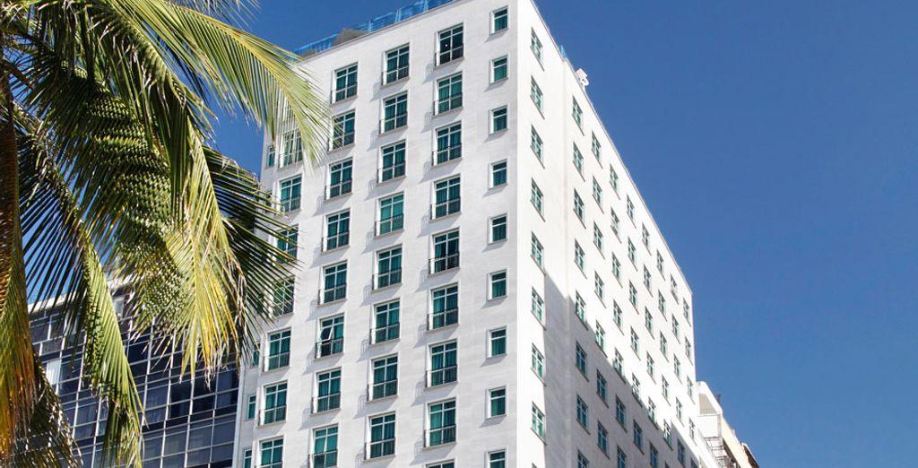 El Miramar Hotel by Windsor te da la bienvenida