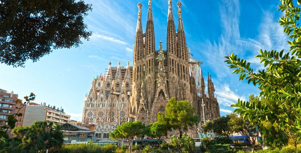 Visita la Sagrada Familia
