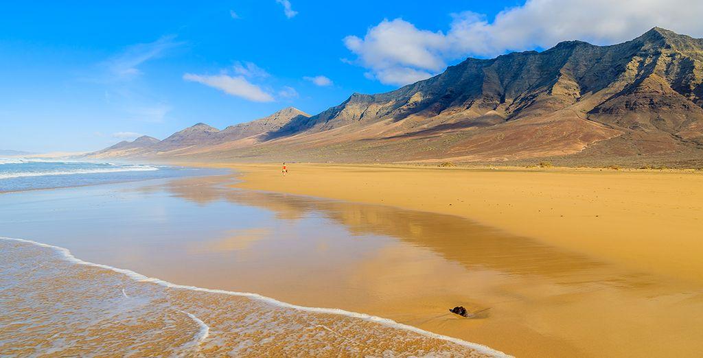 ¡Disfruta de una estancia excepcional en Fuerteventura!