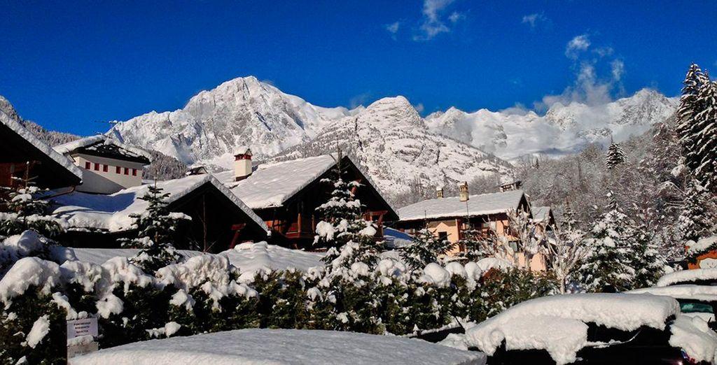 Prepárate para viajar al Valle de Aosta y experimenta el ambiente agradable y único de la localidad de Pré-Saint-Didier
