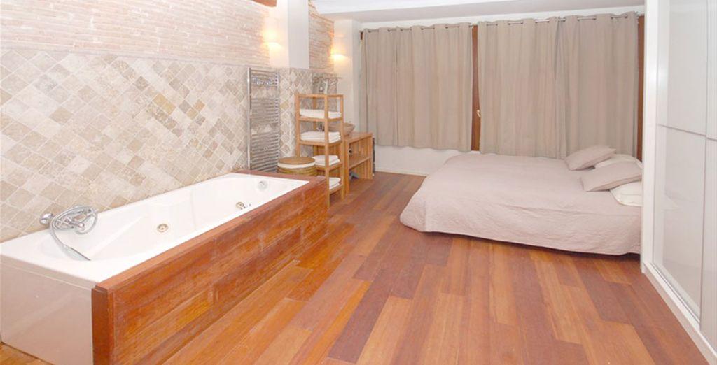 Apartamento 1: su habitación