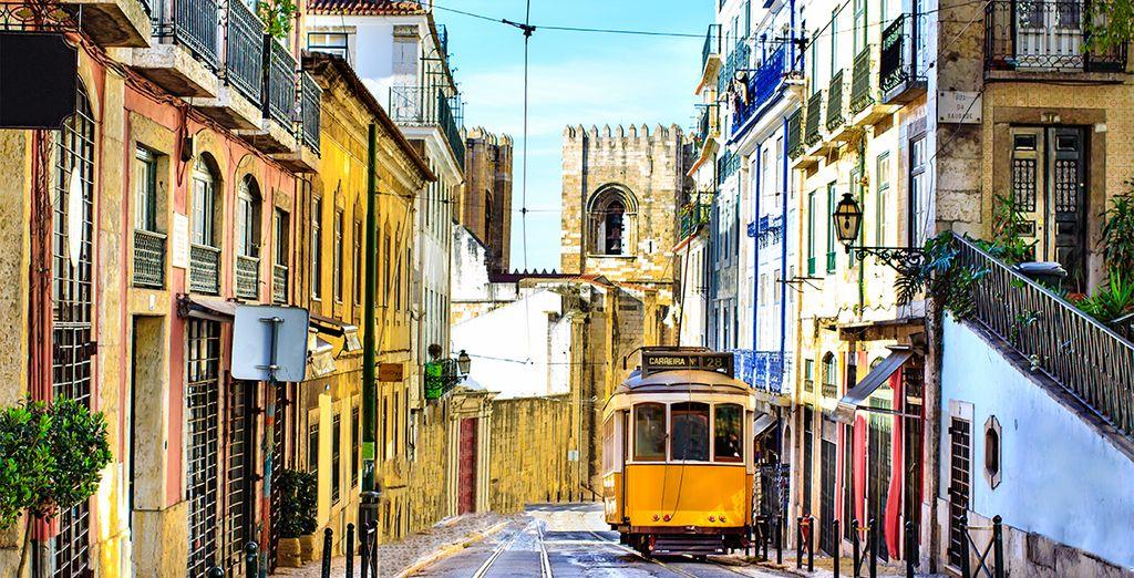 Lisboa en todo su esplendor