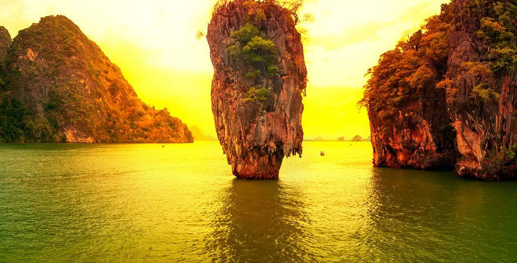 La ocasión perfecta para regalarse un viaje al paraiso
