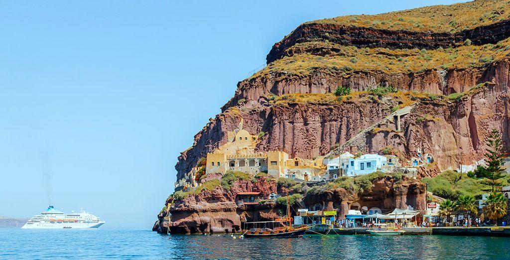 Imprescindibles a ver y hacer a Santorini