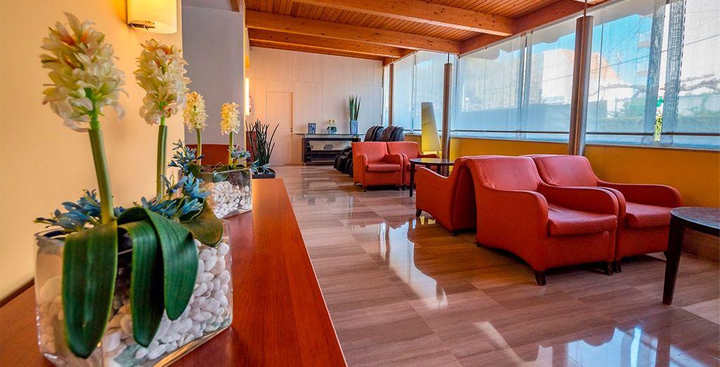 Mobiliario moderno, práctico y cómodo