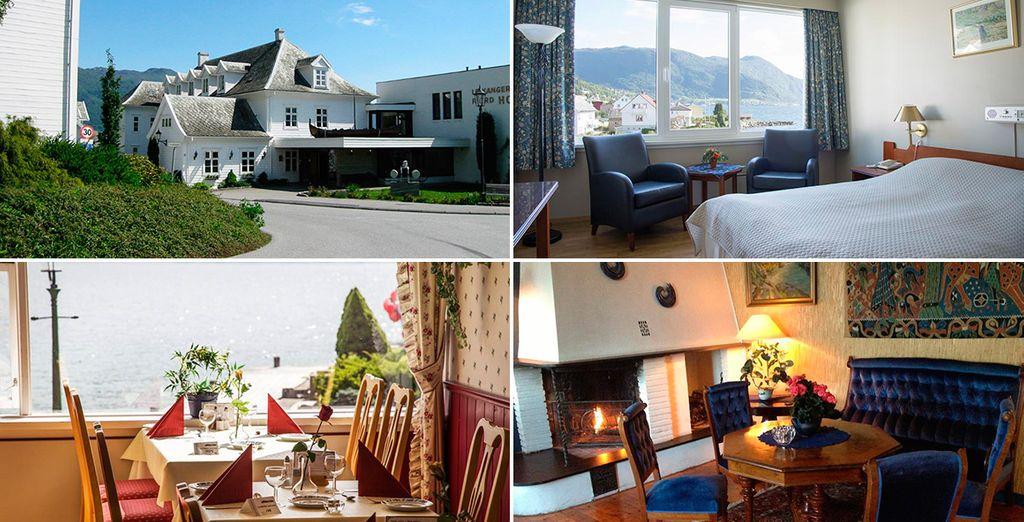 Leikanger Fjord Hotel, Leikanger