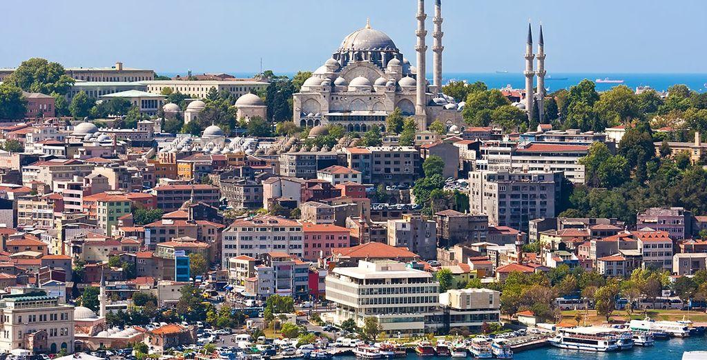 Estambul, la ciudad de moda