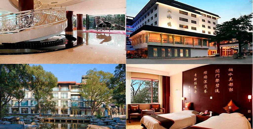Hotel Nanlin 5*, Suzhou
