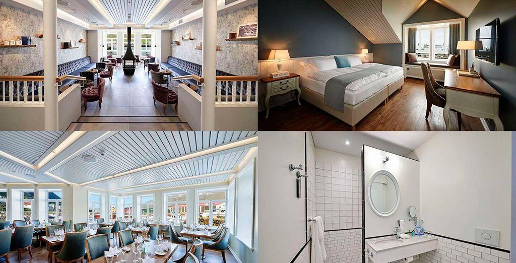 Hotel Sigló 4*, en Siglufjördur