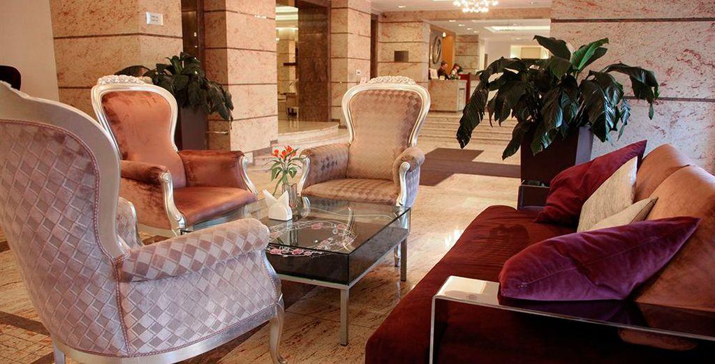 O en el Vedenskiy Hotel 4*