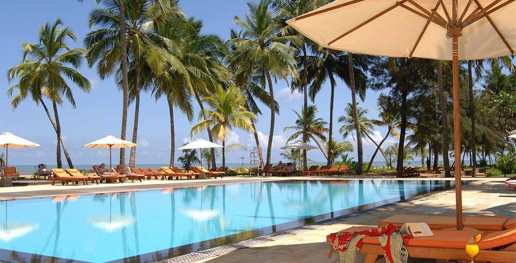 Bienvenido al Hotel Avani Kalutara Resort