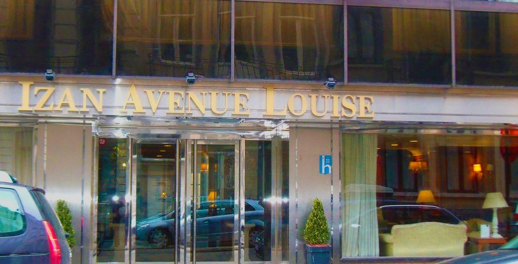El hotel Izan Avenue puede alojarlo en esta visita...