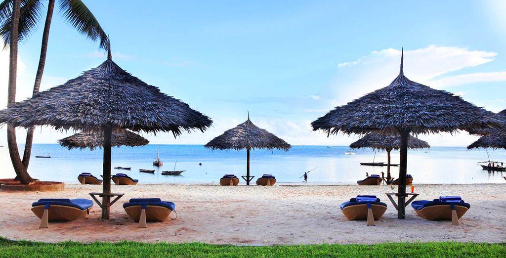 Bienvenido al destino tropical de Zanzíbar