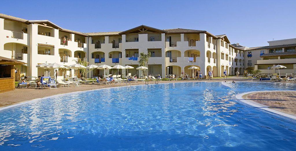Disfrute de un hotel con una calidad excelente