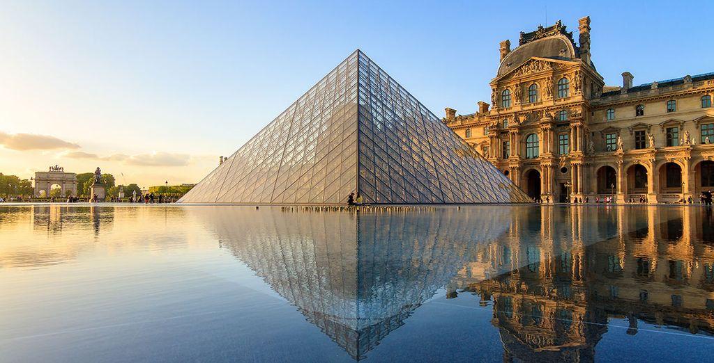 La magnífica París te está esperando