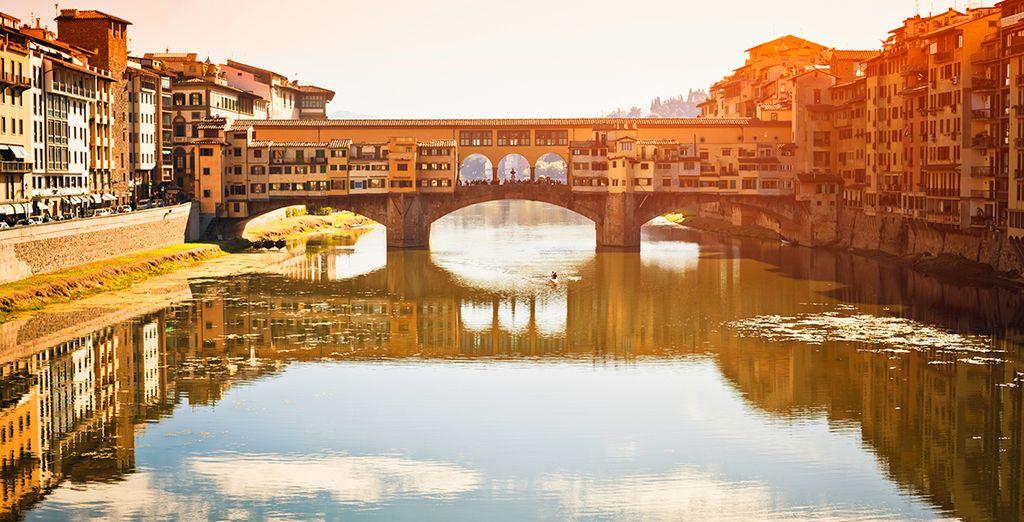 ¡Bienvenido a Florencia!