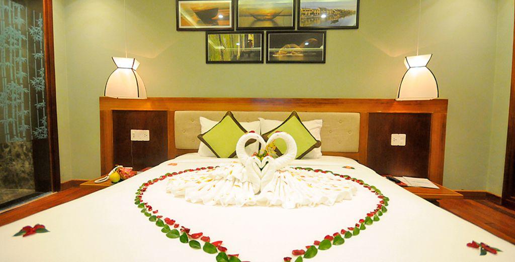 Hotel Green Heaven Resort 4*, Hoi An