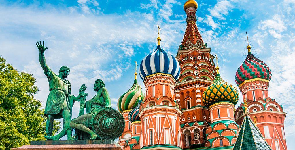 Bienvenido a la Rusia clásica