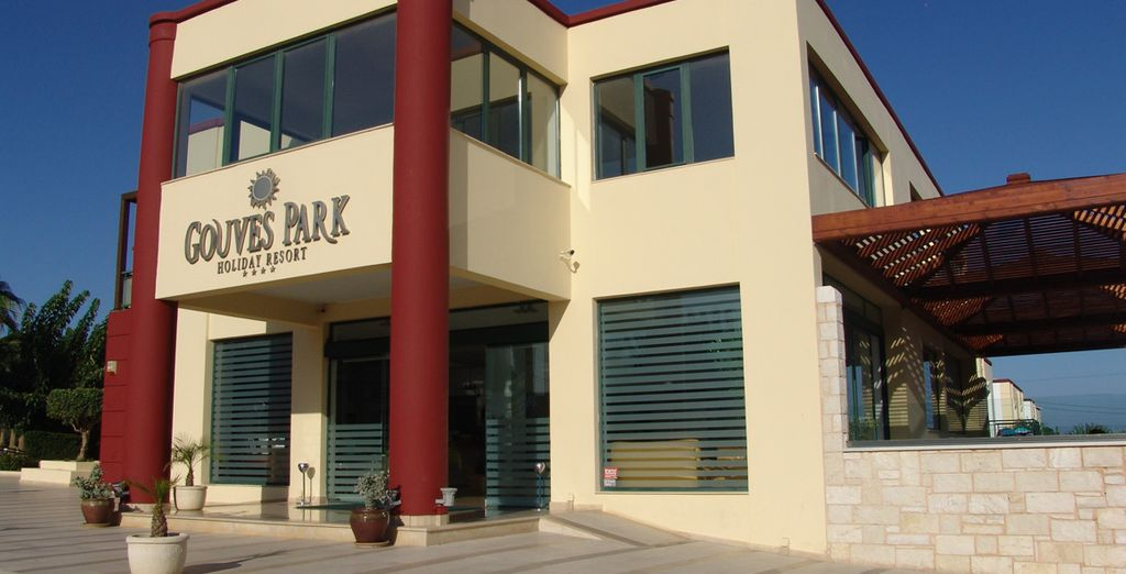 Bienvenido al Gouves Park Holiday Resort