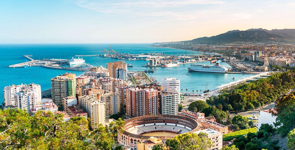 Ofertas de actividades de vacaciones en Málaga