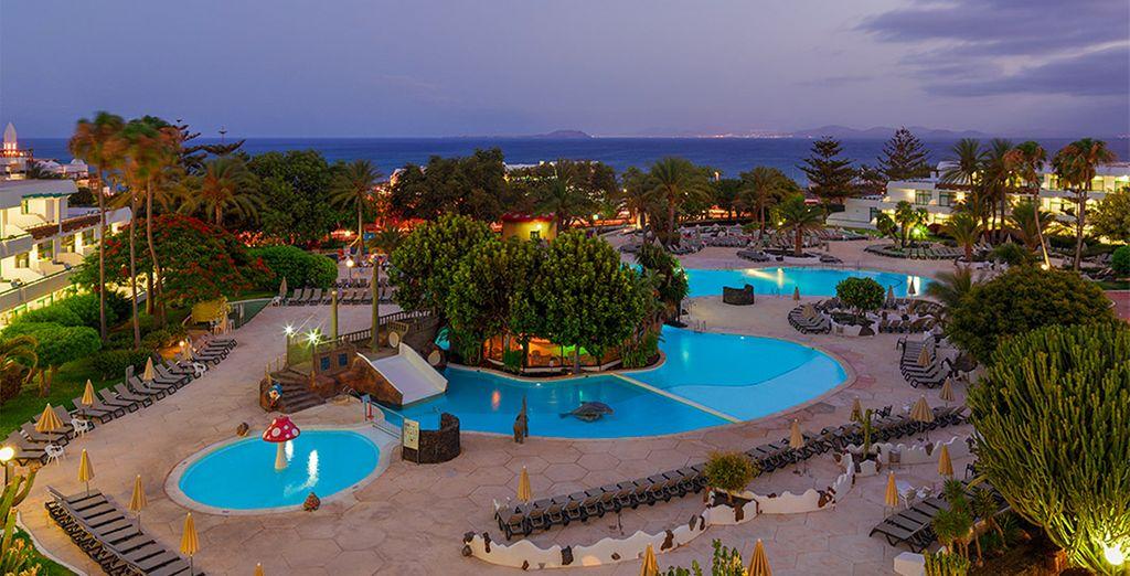Planee unas vacaciones en Canarias